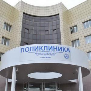 Поликлиники Карагая