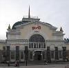 Железнодорожные вокзалы в Карагае