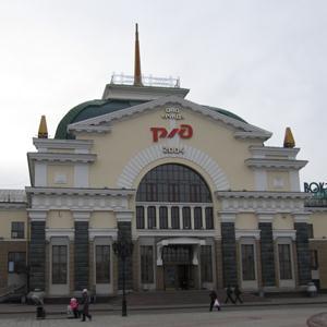 Железнодорожные вокзалы Карагая
